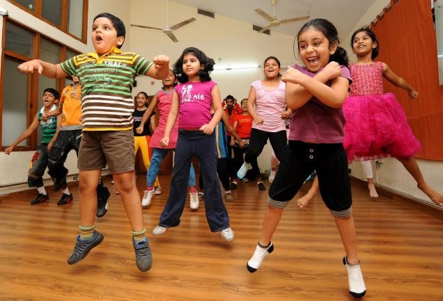 774d4efa7 When Is the Right Time for Children to Start Dance Classes